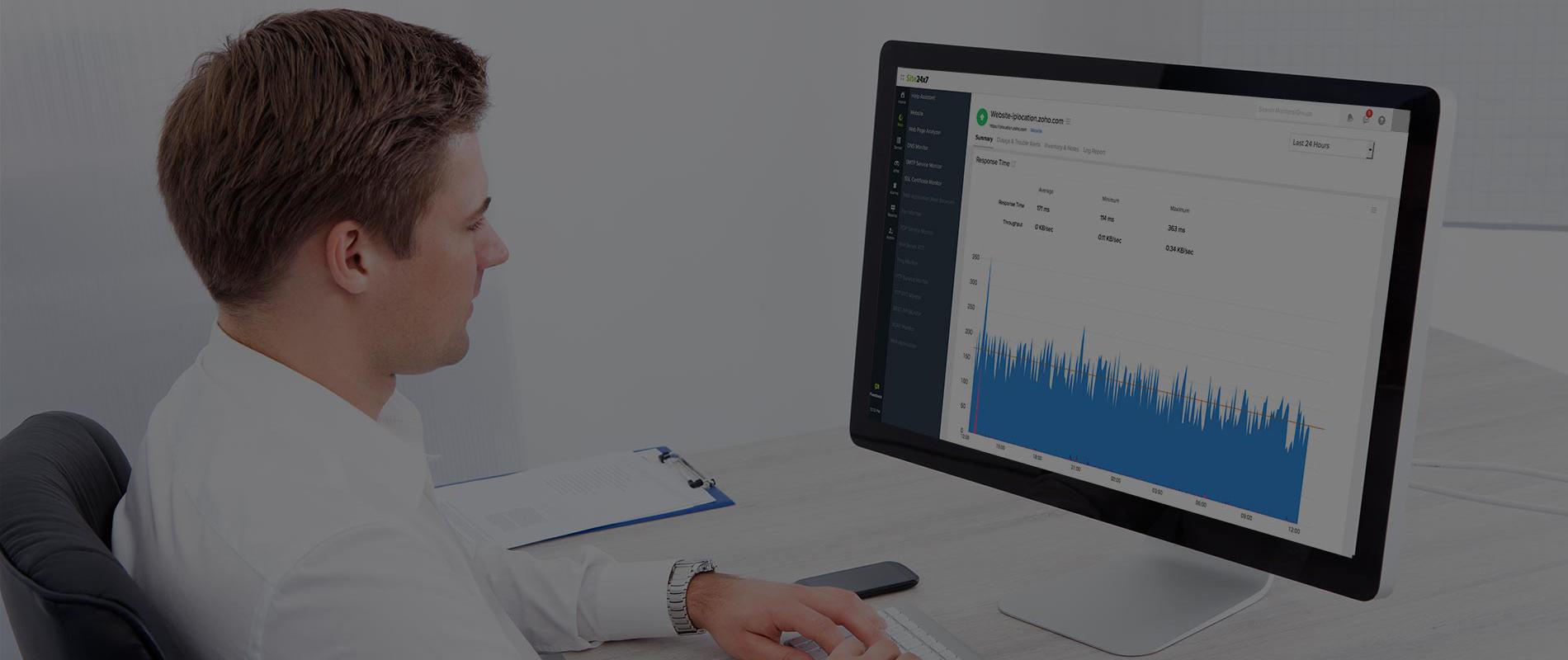 Monitoramento de Disponibilidade e Experiência do Usuário Final de Forma Simples